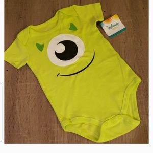 **5 for $15** New Disney Monster's Inc Onesie